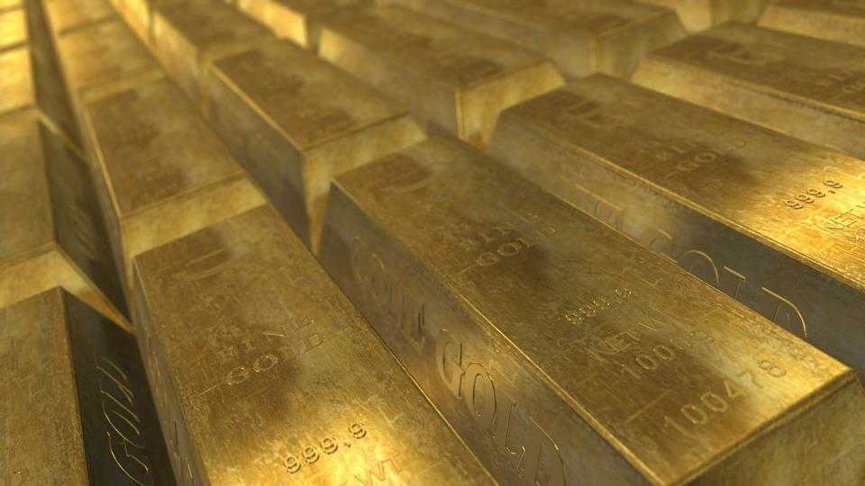 previsioni aggiornate andamento dell'oro